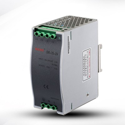 WEHO DIN Rail Power Supplies 76.8W 1.6A 48V