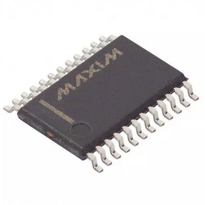 MAX11214EUG+ Analog to Digital Converters - ADC 24-bit