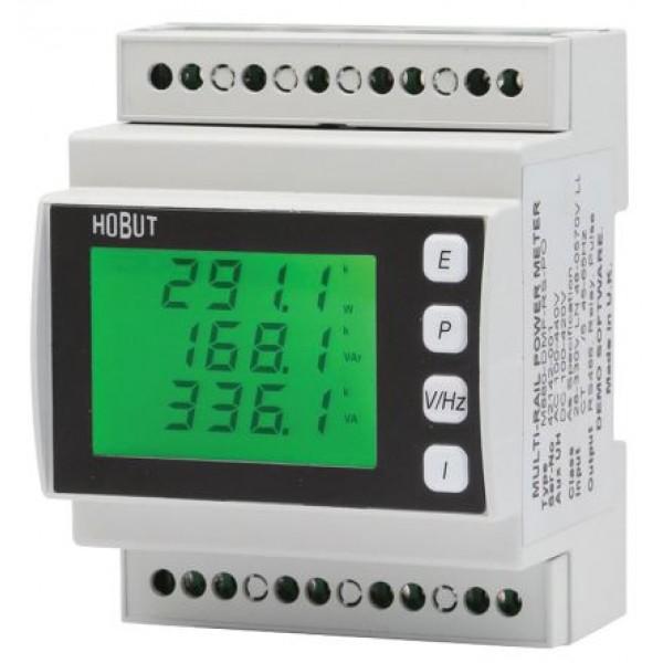 HOBUT M880-DMF-RS-PO LCD Digital Power Meter 16-Digits