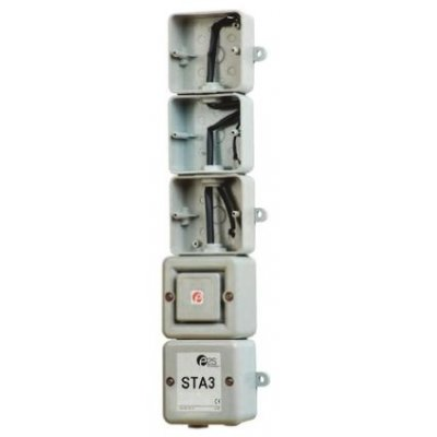 e2s STA3DC024G Sonora STA Beacon Tower 24 V dc