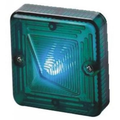 e2s ST-L101HAC230G LED Beacon Green LED Flashing or Steady Light Effect, 230 V ac