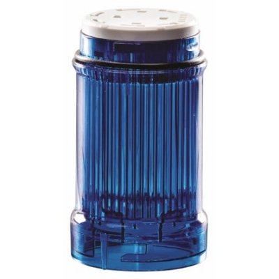 Eaton SL4-BL24-B SL4 Beacon Unit Blue LED, Flashing Light Effect, 24 V ac/dc