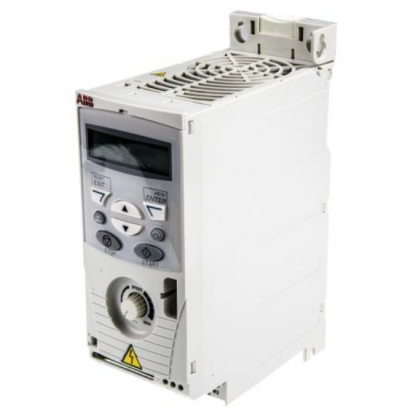 ABB ACS150-03E-01A2-4 Inverter Drive 0.37 kW with EMC Filter 3-Phase In 380 → 480 V