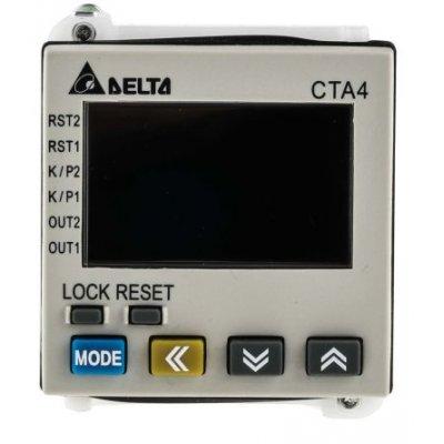 Delta CTA4100A 6 Digit LCD Digital Counter 10kHz 100→250 V