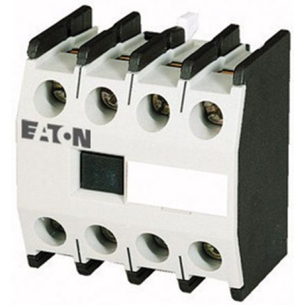 Eaton DILM150-XHI04 Front Mount Auxiliary Contact with Screw Terminal