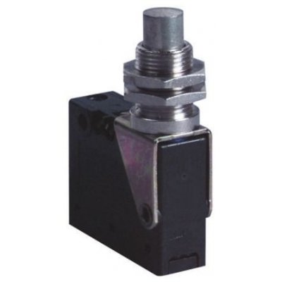 Crouzet 83581001 IP67 Limit Switch Plunger, NO/NC, 250V