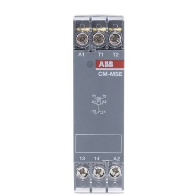 ABB 1SVR550801R9300 Temperature Monitoring Relay with SPST Contacts