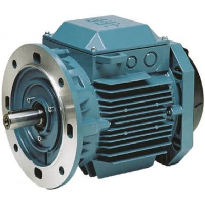 ABB 3GAA072 312-BSE Reversible Induction AC Motor 0.37kW