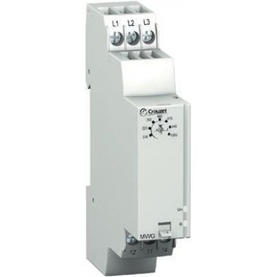 Crouzet 84873022 Phase Monitoring Relay with SPDT Contacts