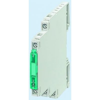 Siemens 3RS17021CD00 Analogue to Current Signal Conditioner, 0 → 20 mA Input, 0 → 20 mA Output