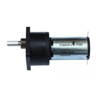Maxon 123830 DC Geared Motor Brushed 12Vdc 8rpm
