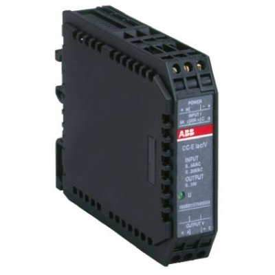 ABB 1SVR011773R2400 DC Current to Voltage Signal Conditioner