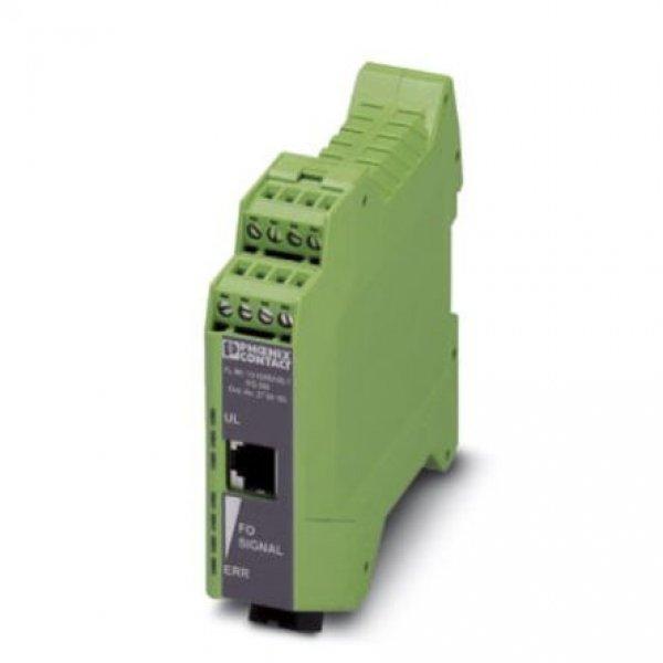 Phoenix Contact 2708193 Phoenix Contact Fibre Optic Converter, , 60 V ac/dc Output