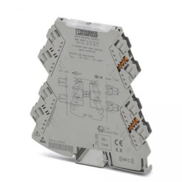 Phoenix Contact 2901996 Loop-Powered Isolator Signal Conditioner, ATEX, 0 → 20 mA, 4 → 20 mA Input