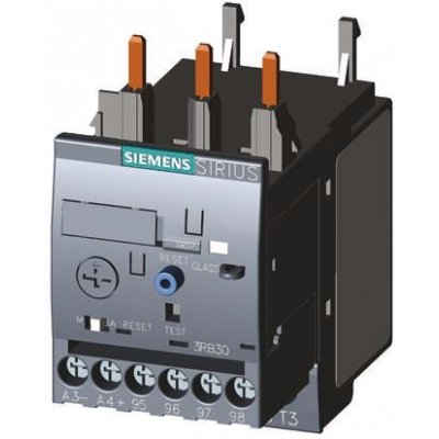 Siemens 3RB3026-1VB0 Solid State Overload Relay NO/NC, 10 → 40 A, 40 A, 18.5 kW