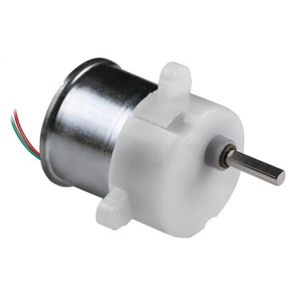 Micromotors B138 F-12-36 DC Geared Motor Brushed 12Vdc 53rpm