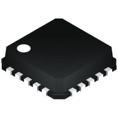 Analog Devices AD7986BCPZ 18-bit Serial ADC Differential Input, 20-Pin LFCSP