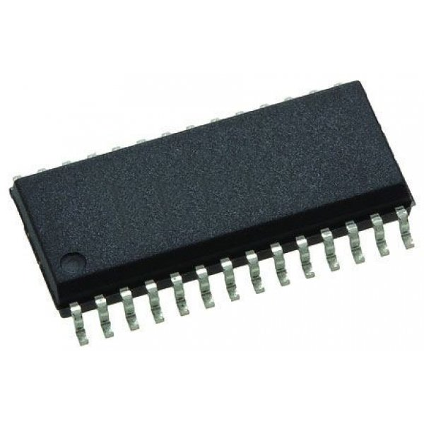 Texas Instruments ADS8505IDW 16-Bit Parallel ADC, 28-Pin SOIC
