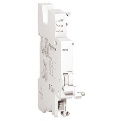 Schneider Electric A9N26923 Acti9 Auxiliary contact OFS