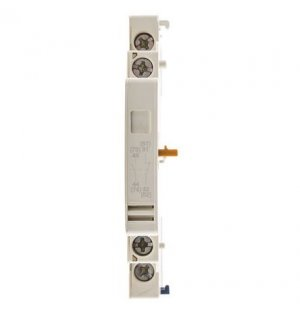 Schneider Electric GVAN11 Side Mount Auxiliary Contact with Screw Terminal, NO/NC