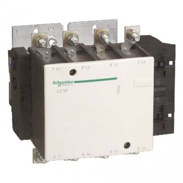 Schneider Electric LC1F1854G7  4 Pole Contactor, 4NO
