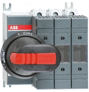 ABB 1SCA115399R1001 160A 3P Fused Isolator Switch