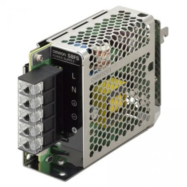 Omron S8FS-G15024CD DIN Rail Power Supply, 150W, Maximum of 24V dc/ 6.5A