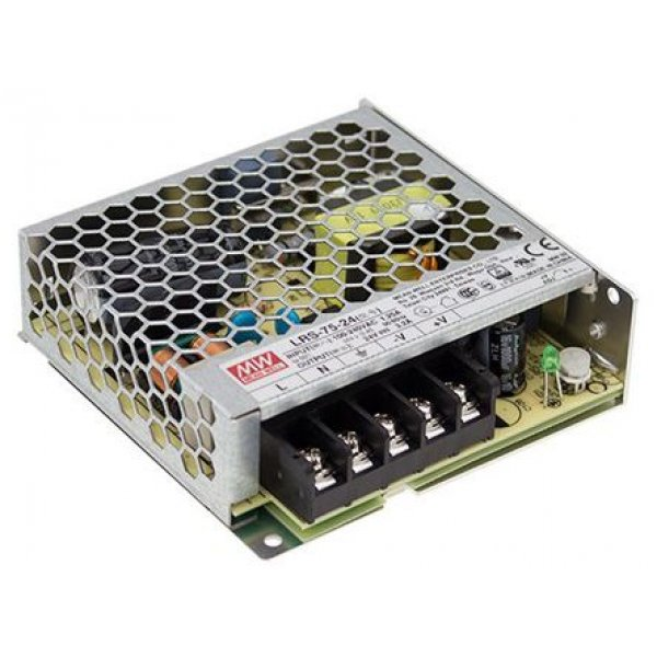 Mean Well LRS-75-5RS 70W Embedded Switch Mode Power Supply