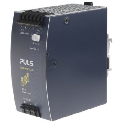 PULS QS10.241-A1 DIMENSION Q Switch Mode DIN Rail Panel Mount Power Supply