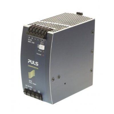 PULS QT20.241 DIMENSION Q Switch Mode DIN Rail Panel Mount Power Supply