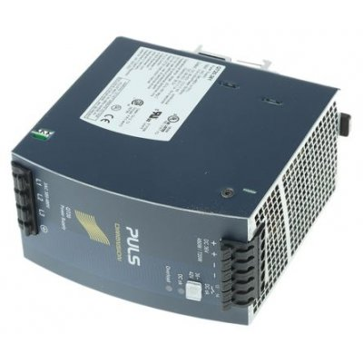 PULS QT20.361 DIMENSION Q Switch Mode DIN Rail Panel Mount Power Supply