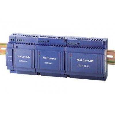 TDK-Lambda DSP-100-24 Switch Mode DIN Rail Power Supply