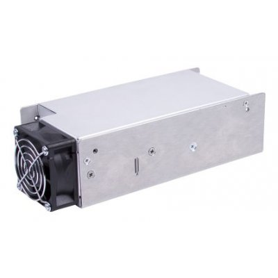 XP Power MHP650PS24-EF  655W AC-DC Converter, 27A, 24V dc Medical Approved
