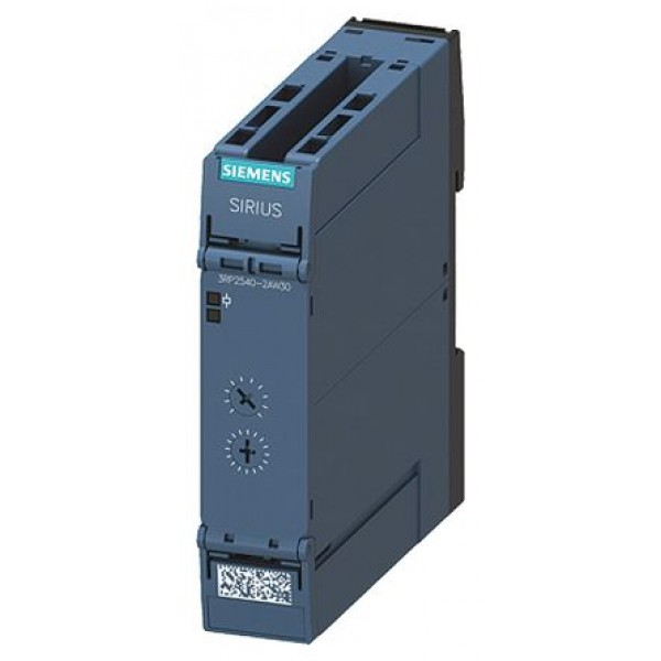 Siemens 3RP2540-2AW30 OFF Delay Single Timer Relay