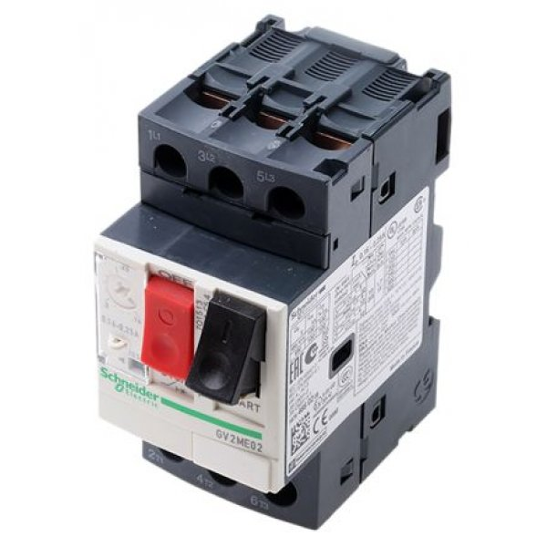 Schneider Electric GV2ME02 Motor Protection Circuit Breaker