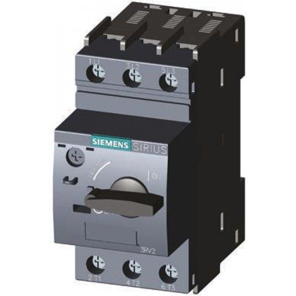 Siemens 3RV2011-4AA20 Motor Protection Circuit Breaker
