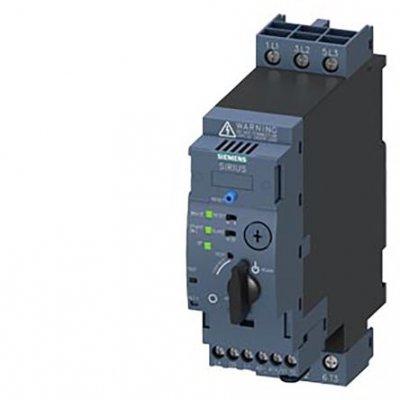 Siemens 3RA6400-2CB43 3 kW 3 DOL Starter, 690 V, 3 Phase