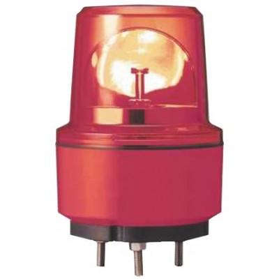 Schneider XVR13B04 LED Rotating Beacon Harmony Red 24 Vdc