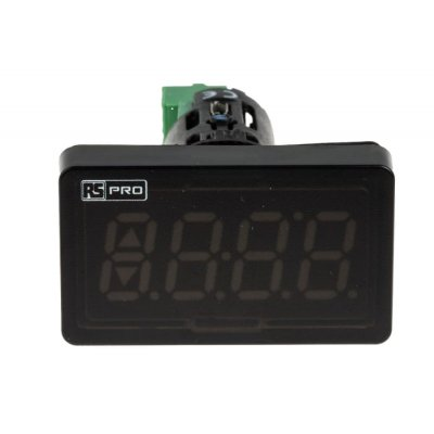 RS PRO 188-3473 4-digit Process Monitor/Controller, 4-20