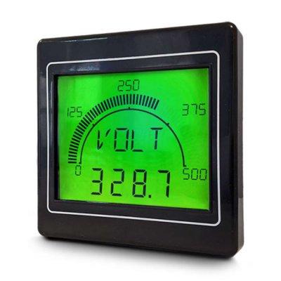 Trumeter APM-MAX-M23-PU-4B LCD Digital Panel Multi-Function Meter