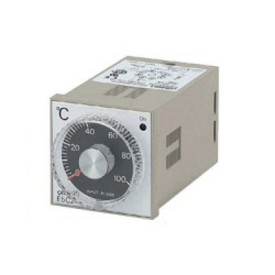 Omron E5C2-R40K AC100-240 0-800 On/Off Temperature Controller, 48 x 48mm, 1 Output Relay