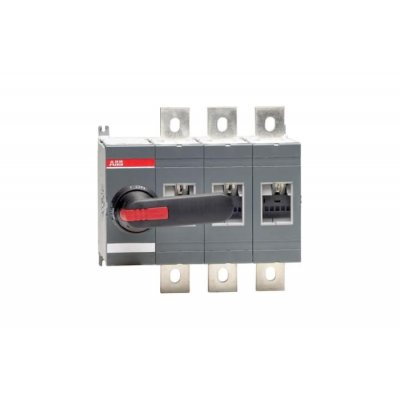 ABB 1SCA022718R8940 Non-Fused Switch Disconnector - 630 A Maximum Current, 630 kW Power Rating, IP00, IP65