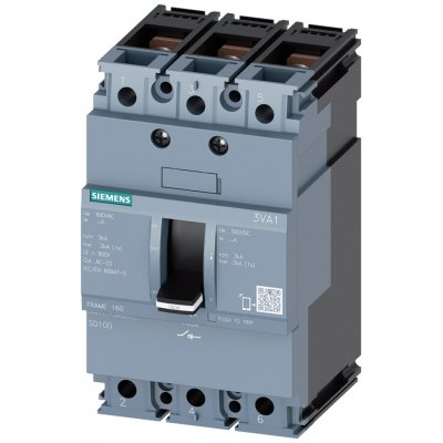 Siemens 3 Pole Switch Disconnector - 63A Maximum Current, IP40