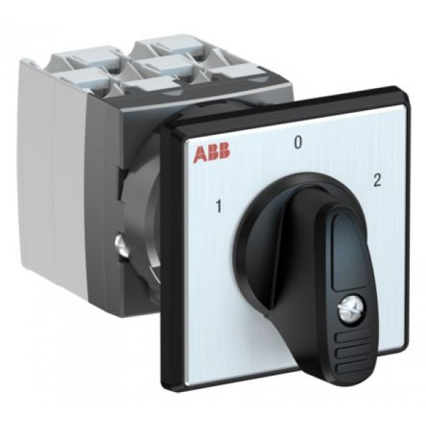 ABB OC25G04PNBN00NU2 3 positions 60° Rotary Switch