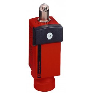 Preventa XCSP Limit Switch With Roller Plunger Actuator, Plastic, NO/2NC