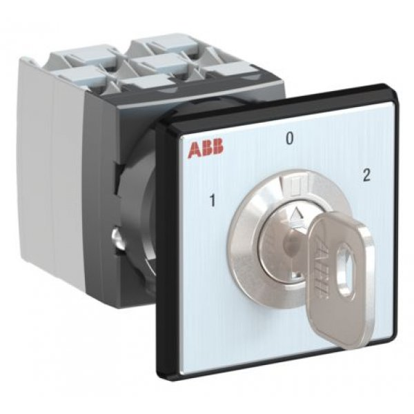 ABB OC25G04KNBN00NU2 3 positions 60° Rotary Switch