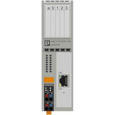Phoenix Contact 2403115 PLC Expansion Module for use with Ethernet