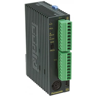 Panasonic AFP0RE16YT PLC Expansion Module for use with FPOR Series