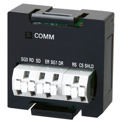 Omron NX1WCIF01 Communication Module for use with NX Series CPU Unit