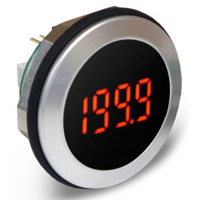 Lascar EM 32-1B-LED Digital Voltmeter DC LCD display 3.5-Digits